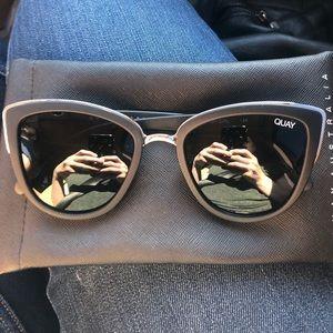 Quay Australia My Girl cat eye sunglasses 🕶